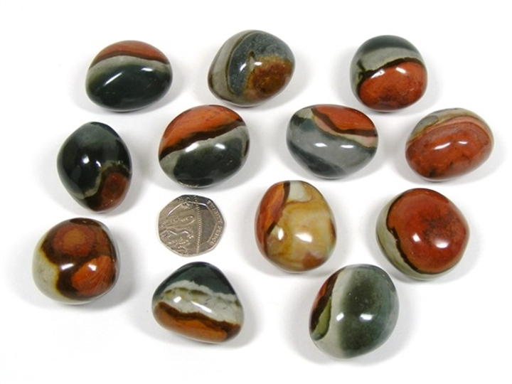 Facts About Polychrome Jasper: Meanings, Properties, and Benefits ...
