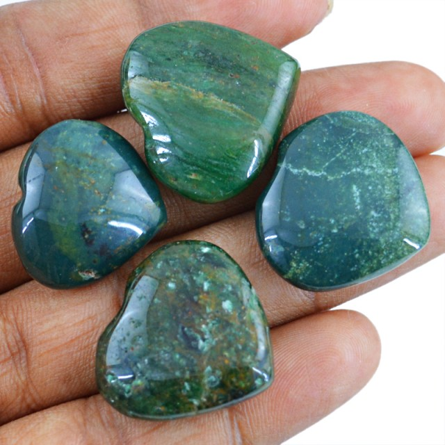 Facts about green jasper