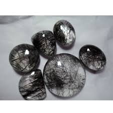 facts about black rutilated quartz