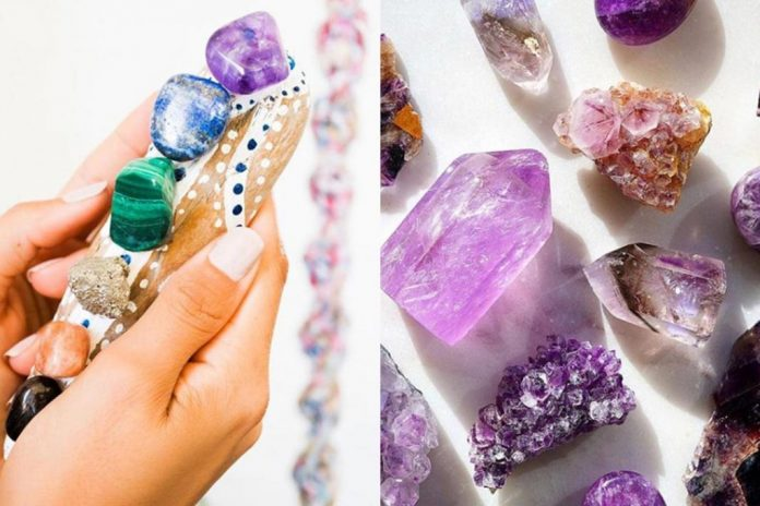 Crystals For Crown Chakra