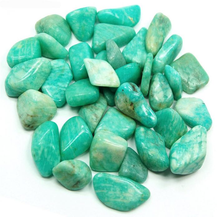Crystal Combinations for Amazonite