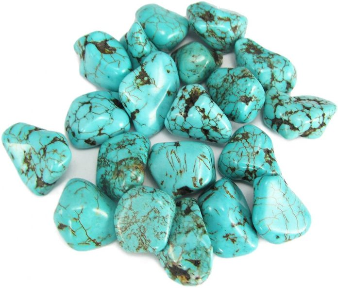 Crystal Combinations For Turquoise